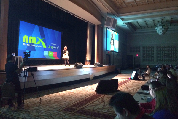 Lynette Young 2014 NMX Opening Keynote